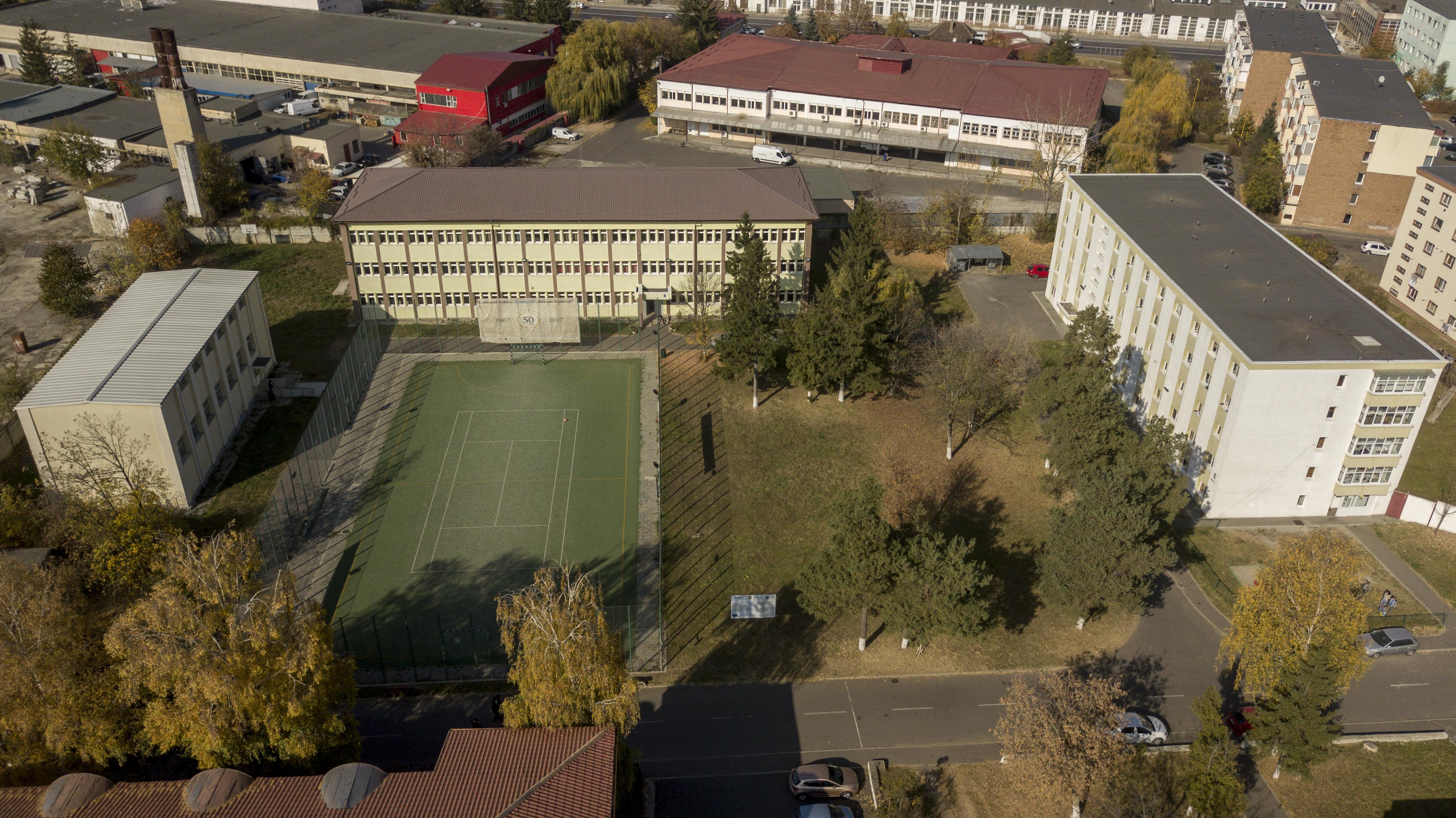 Campus Tehnic Brașov