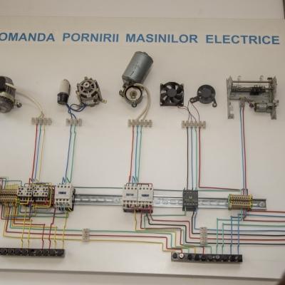 Atelier electromecanic