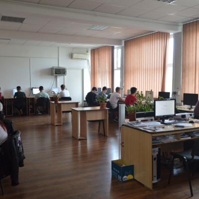 Laborator de informatică