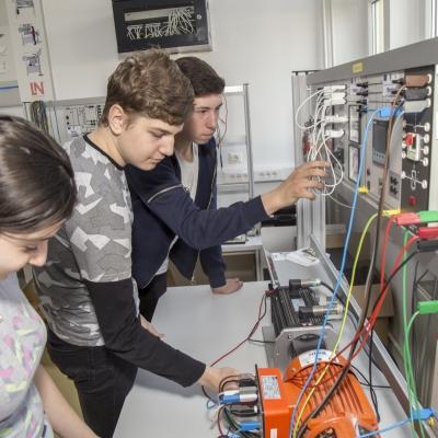 Laborator automatizari